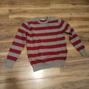 3/$10🔸Cherokee🔸Striped Boys Sweater